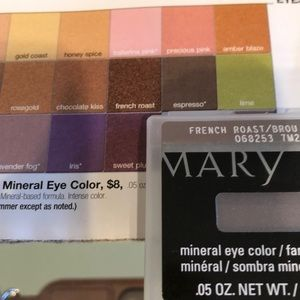 NEW Marykay mineral eye color, French Roast